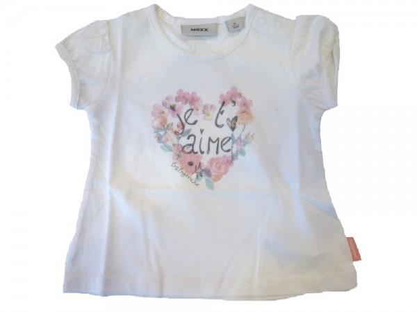 MEXX - Baby T-Shirt paper - Mädchen Gr. 56 - 68