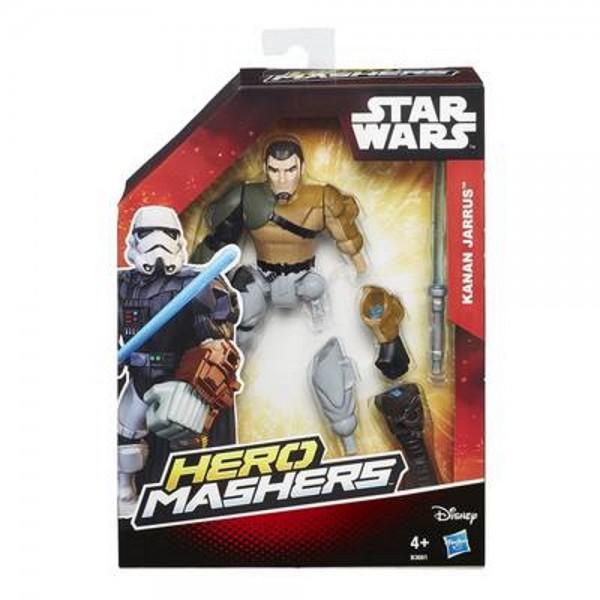 Hasbro Star Wars Hero Mashers Rebellen Kanan Jarrus