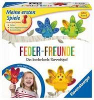 Ravensburger Meine ersten Spiele Feder-Freunde
