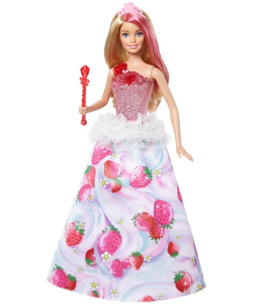 Mattel Barbie Dreamtopia Bonbon Licht & Musik Prinzessin