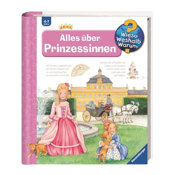 Ravensburger Wieso Weshalb Warum? Alles über Prinzessinnen (Band 15)