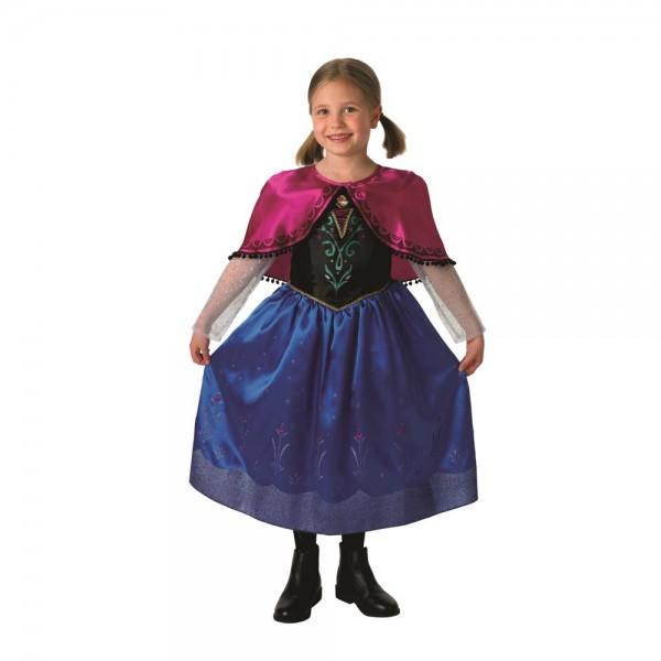 Rubies Kinderkostüm Anna von Disney Die Eiskönigin