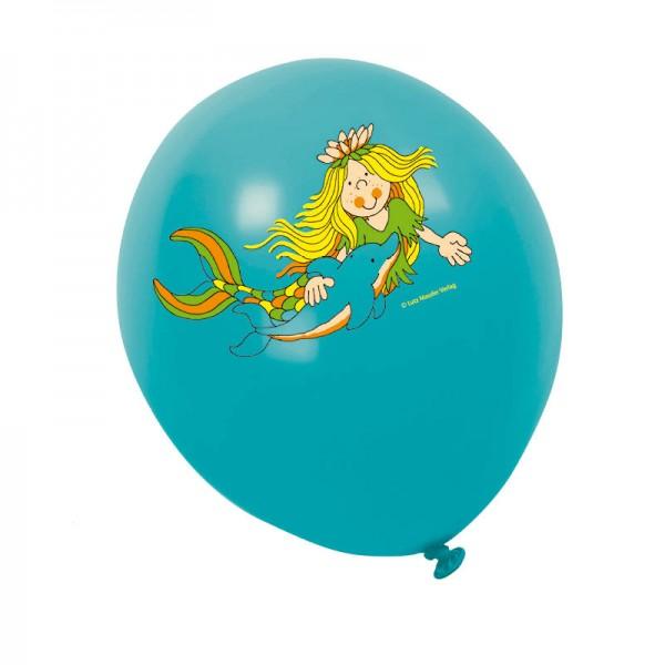 LUTZ MAUDER Kindergeburtstag Luftballons Nixe Sina