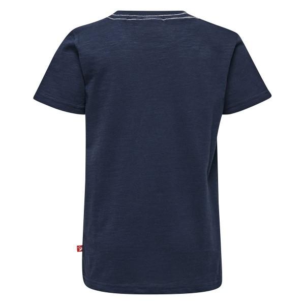 Lego Wear Jungen T-Shirt Ninjago dunkelblau Thomas 302 Gr. 104 - 152