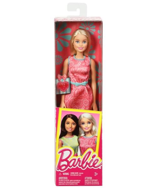 Mattel Barbie Puppe und ein Ring für dich (DGX62)