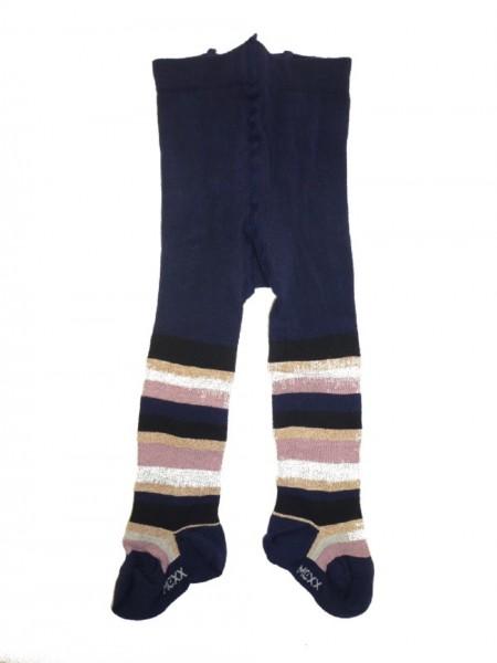 MEXX - Baby Strumpfhose bright midnight für Mädchen Gr. 62 - 92