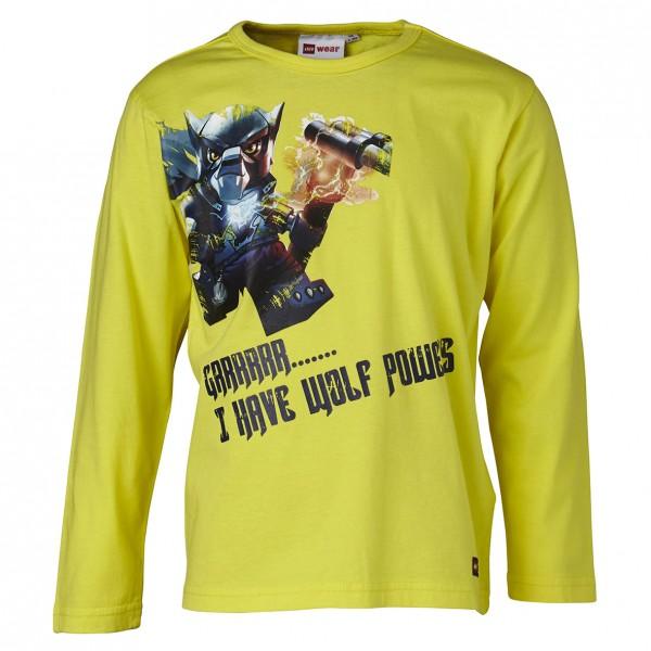 LEGO WEAR Jungen Kinder Langarm-Shirt CHIMA TRISTAN 306 Gr. 104 - 152