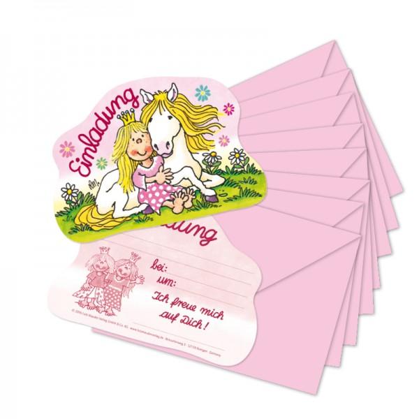 Lutz Mauder Einladungskarten Prinzessin Miabella