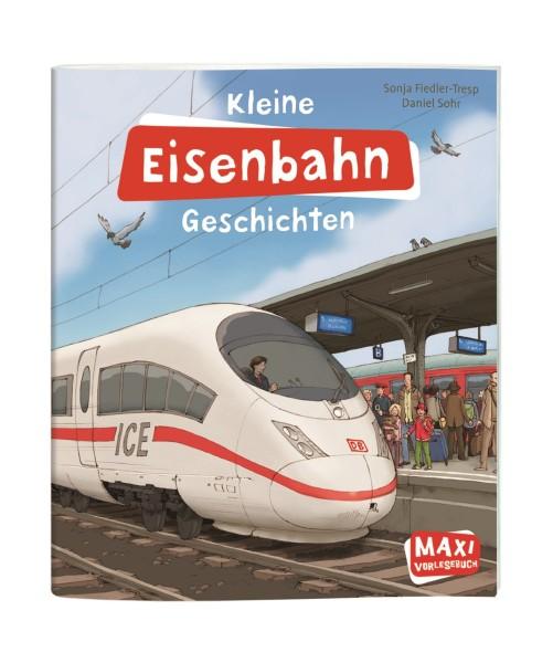 Kleine Eisenbahn Geschichten (Maxi)