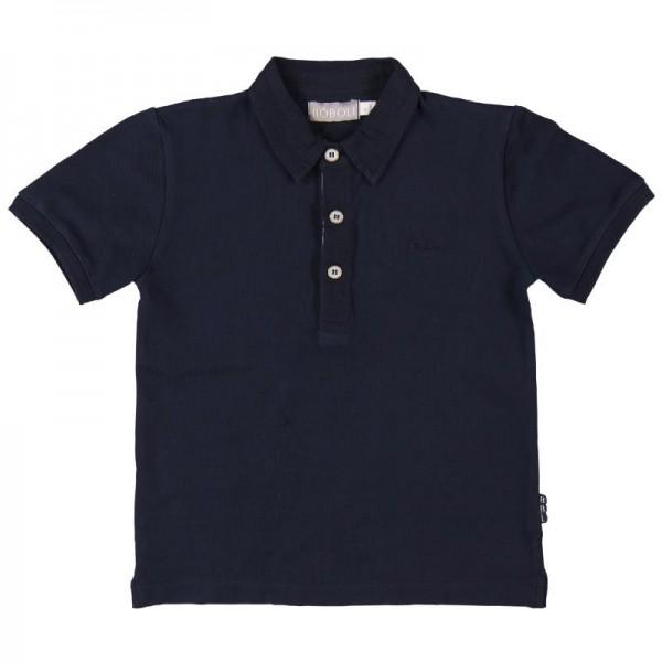 Bóboli Jungen Poloshirt dunkelblau kurzärmlig Gr. 92 - 164