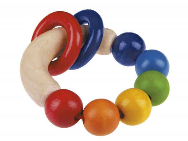 Selecta Holzspielzeug Greifling Rondello