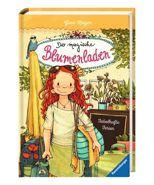 Ravensburger Kinderbuch Der magische Blumenladen Fabelhafte Ferien