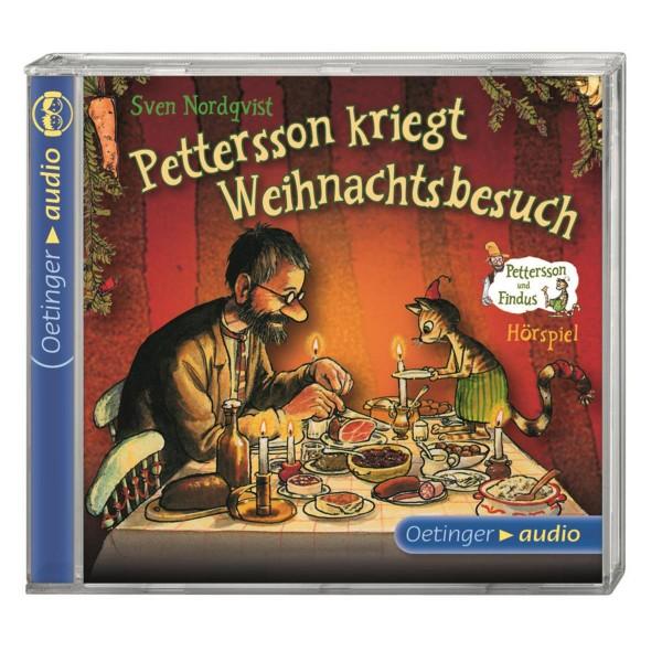 Kinder-CD Petterson kriegt Weihnachtsbesuch