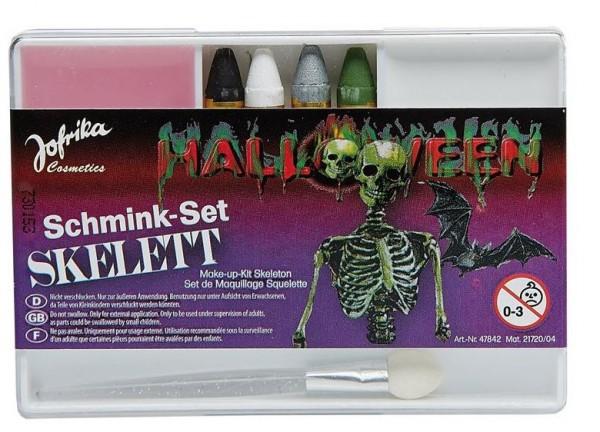 Jofrika Schmink-Set Skelett