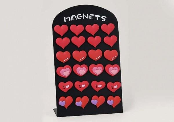 Kinder Magnet Herzen