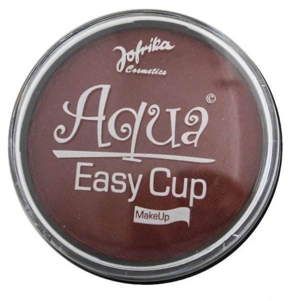 Jofrika Kinderschminke Aqua Easy Cup braun