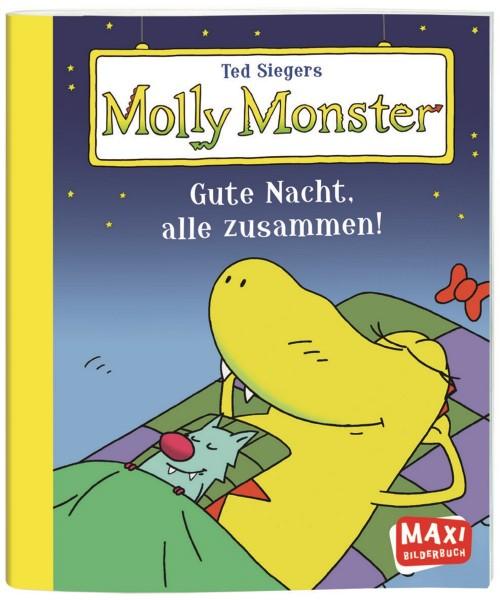 Molly Monster Gute Nacht, alle zusammen! (Maxi)