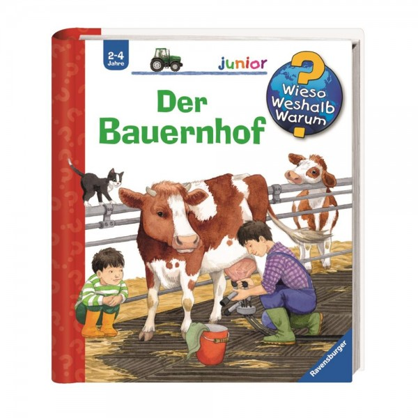 Ravensburger Wieso Weshalb Warum? Junior Der Bauernhof (Band 1)