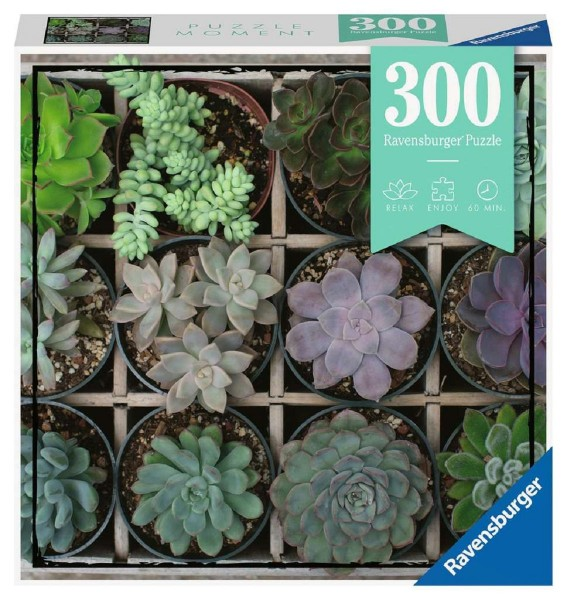 Ravensburger Puzzle Moment 300 Teile Green