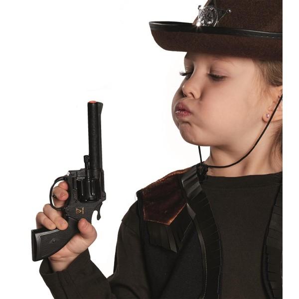 Rubies Pistole Wilder Westen 8er