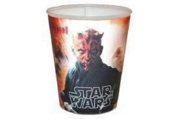 Star Wars 3D Becher mit bewegten Bildern Darth Maul