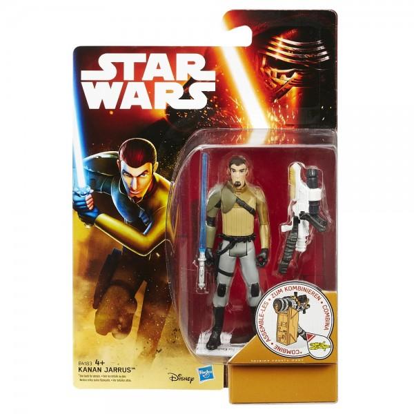 Hasbro Star Wars Basisfigur Kanan Jarrus B4183