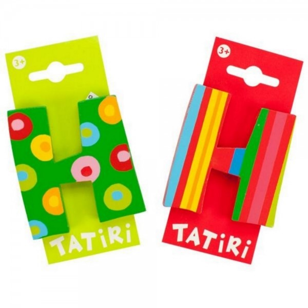 Tatiri Holzbuchstabe H