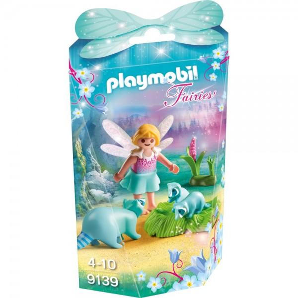 Playmobil® Fairies Feenfreunde Waschbären 9139