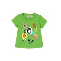 Bóboli Mädchen T-Shirt be cool! kurzärmlig Gr. 68-92