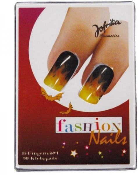 Jofrika Fashion Nails Flamme