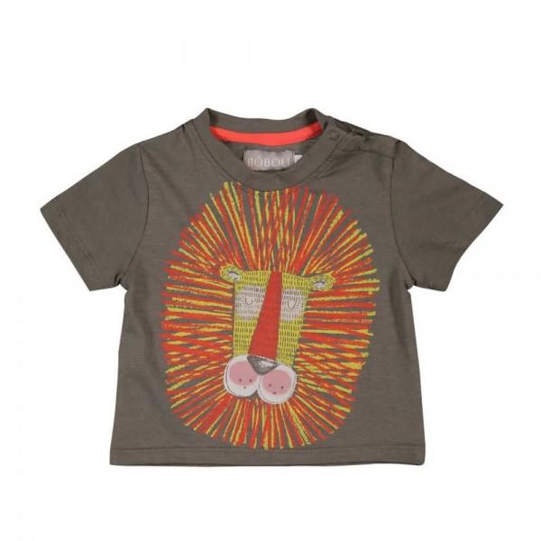 Bóboli Jungen T-Shirt Löwe Gr. 62 - 92