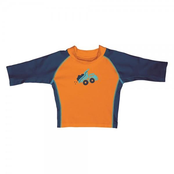 i play Jungen Kinder Schwimmshirt Kipper orange
