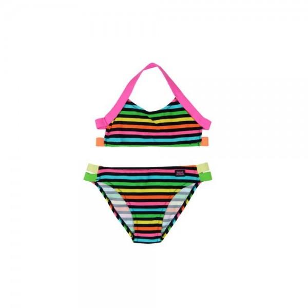 Bóboli Mädchen Bikini Streifen Gr. 98 - 164