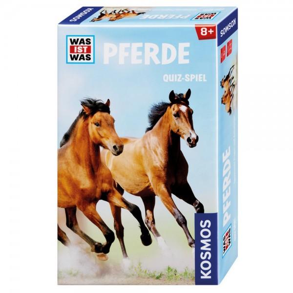 Kosmos Mitbringspiel Was ist Was - Quizspiel Pferde