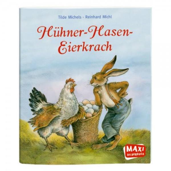 Hühner-Hasen Eierkrach (Maxi)