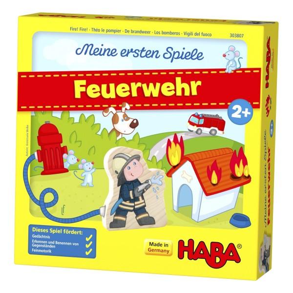 Haba Kinderspiel Feuerwehr