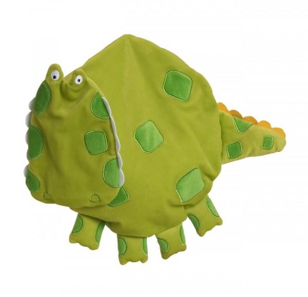 TRÄ PRESENT Pyjamabeutel Krokodil