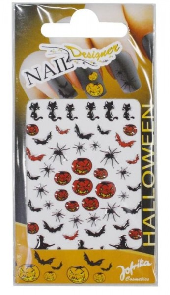 Jofrika Nail Design Halloween