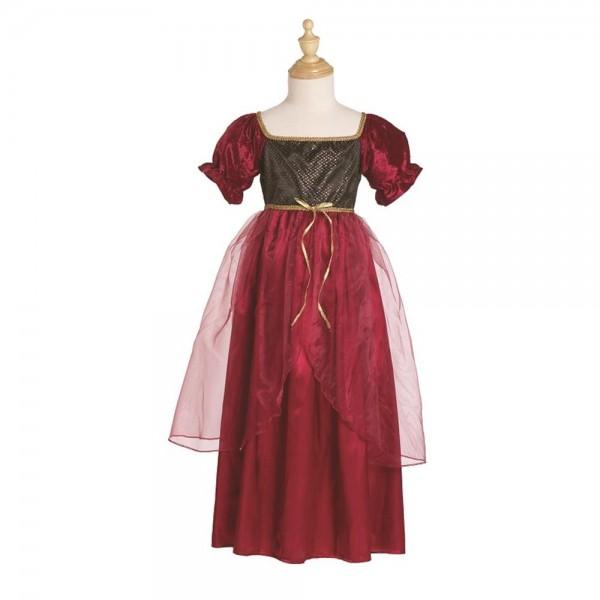 GREAT PRETENDERS Kleid Juliette - Burgfräulein Gr. M (110/116 cm)