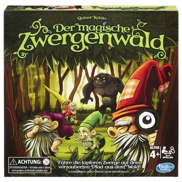 Hasbro Kinderspiel Der magische Zwergenwald