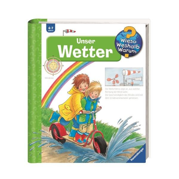 Ravensburger Wieso Weshalb Warum? Unser Wetter (Band 10)