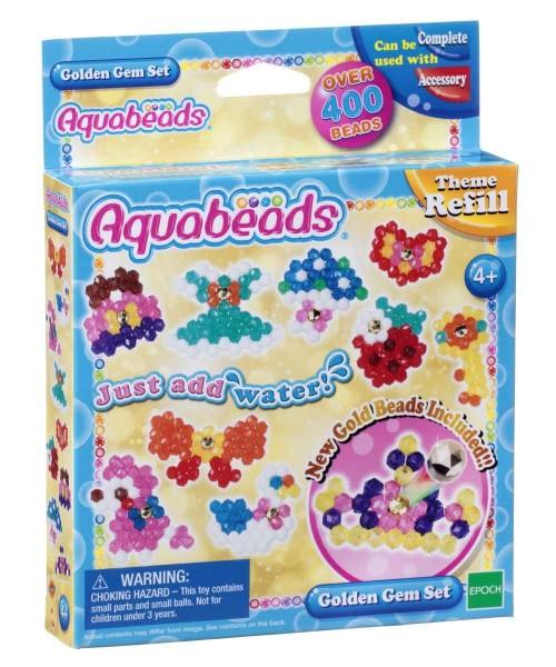 Aquabeads Refill Schmuckstein-Set