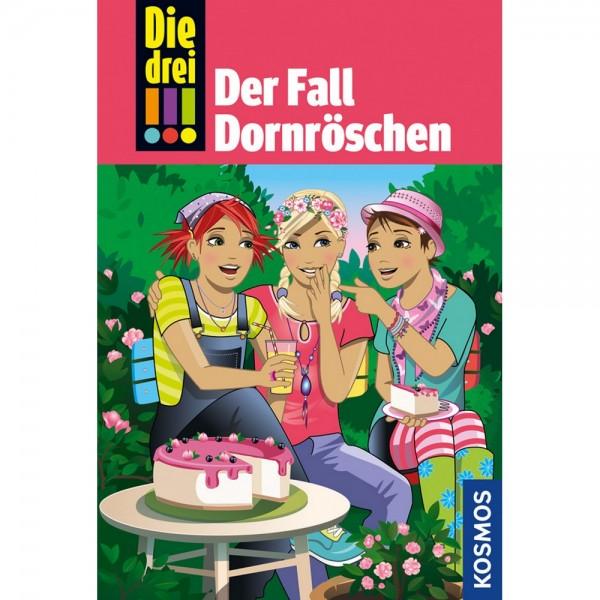 Kosmos Die drei !!! Buch, 61, Der Fall Dornröschen