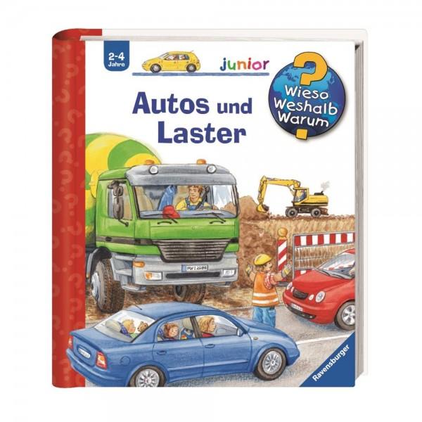 Ravensburger Wieso Weshalb Warum? Junior Autos und Laster (Band 11)