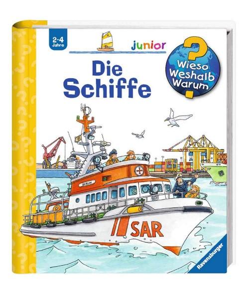 Ravensburger Kinder Buch Wieso Weshalb Warum? Junior Die Schiffe