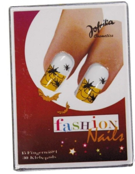Jofrika Fashion Nails Spinnennetz