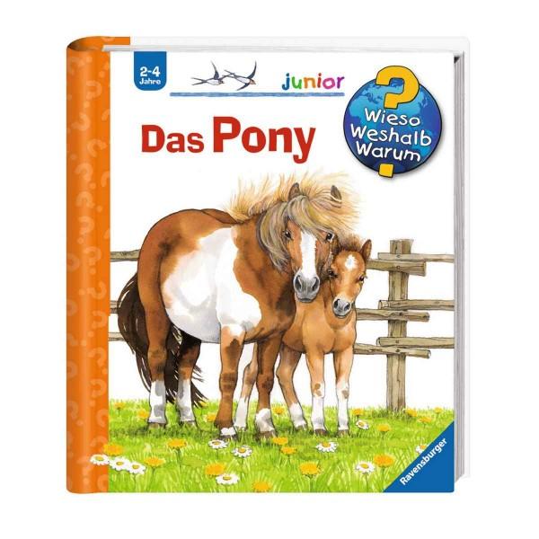 Ravensburger Kinder Buch Wieso Weshalb Warum? Junior Das Pony