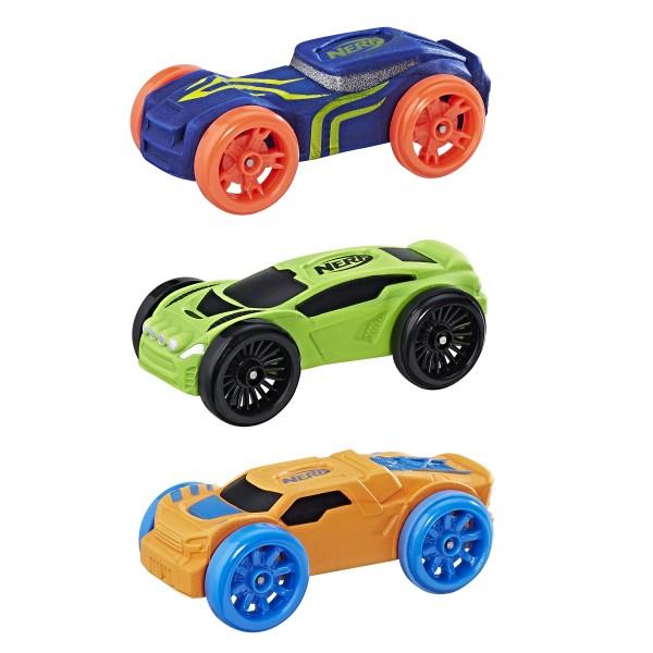 Hasbro Nerf Soft Racer 3-Pack