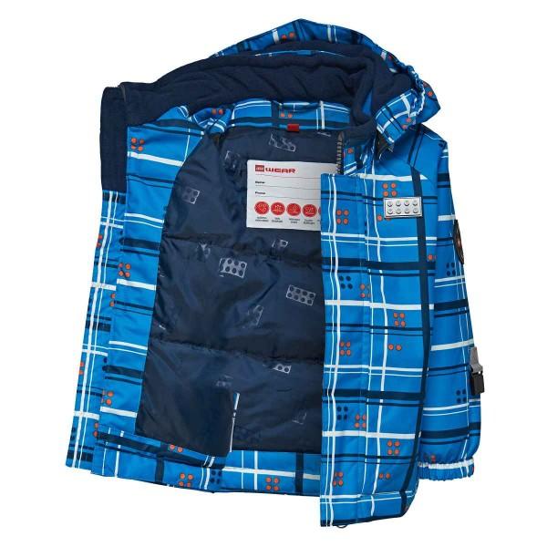 Lego Wear Jungen Ski-Jacke blau Johan 781 Gr. 80 - 104