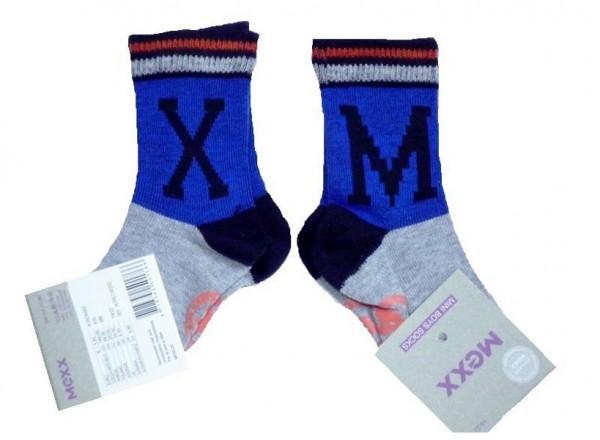 MEXX Jungen Baby Socken blue